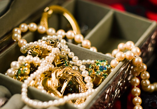 The Jewelry Box:  Finding Forgiveness